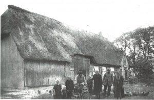 Nachfolgebau von Niebuhrslust um 1919.