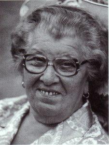 Margarete Kurth. (Foto: Geschichtswerkstatt Uetersen)